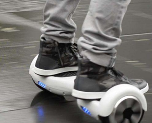چگونه با اسکوتر های هوشمند سواری کنیم