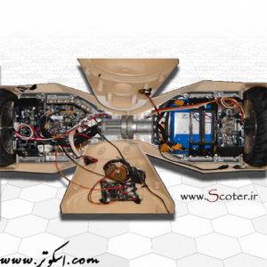 اسکوتر برقی 8 اینچ اتوبالانس